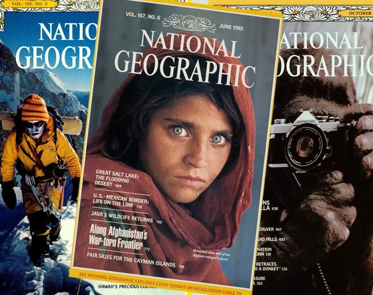 National Geographic : 125 ans de voyages et de découvertes