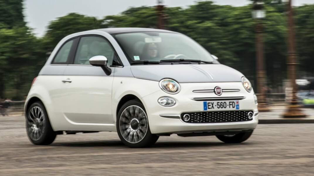 N° 18 : Fiat 500