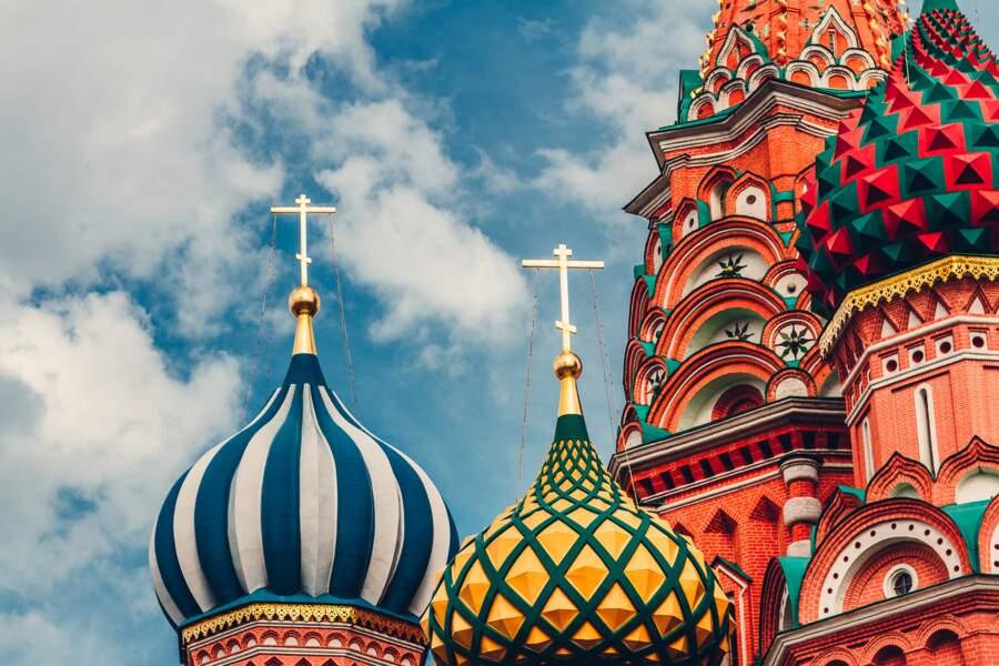 10. Russie, réservations en hausse de 37% sur un an
