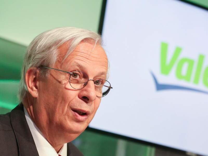 Le CV de Jacques Aschenbroich, Directeur général de Valeo