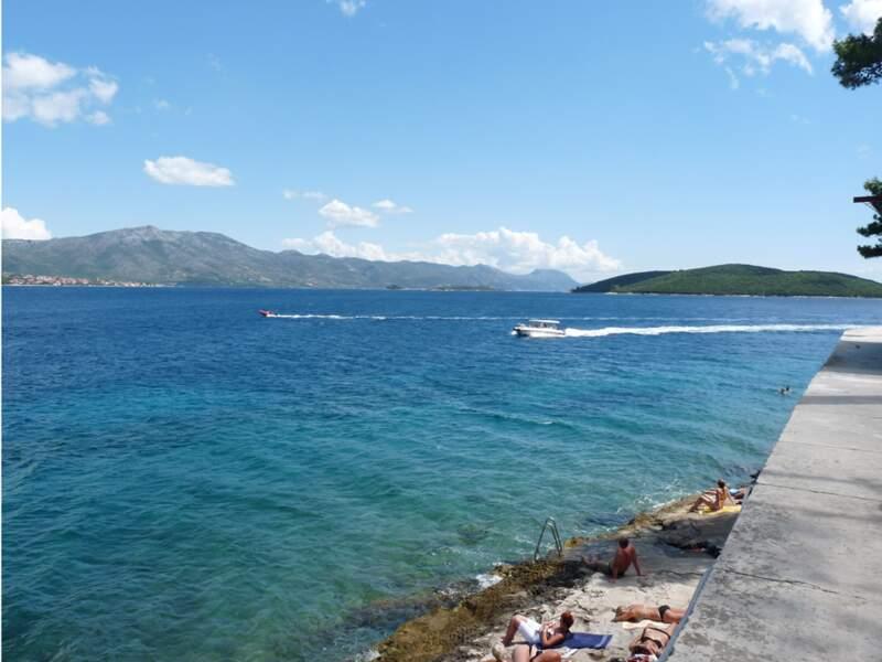 8. Croatie