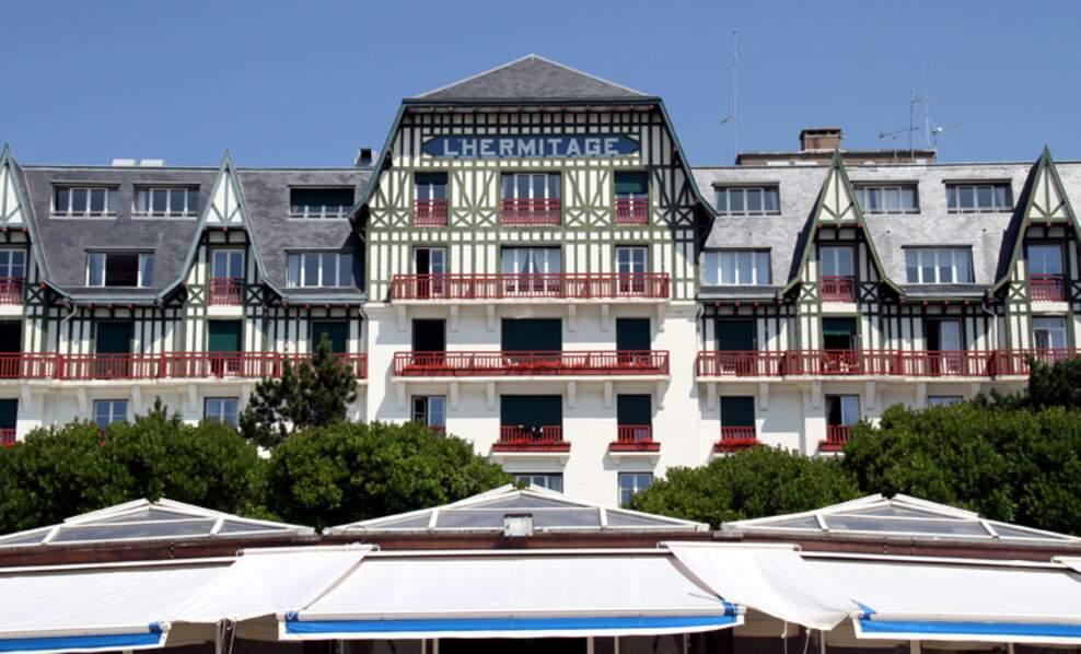 Pologne : Hôtel Barrière l'Hermitage, La Baule