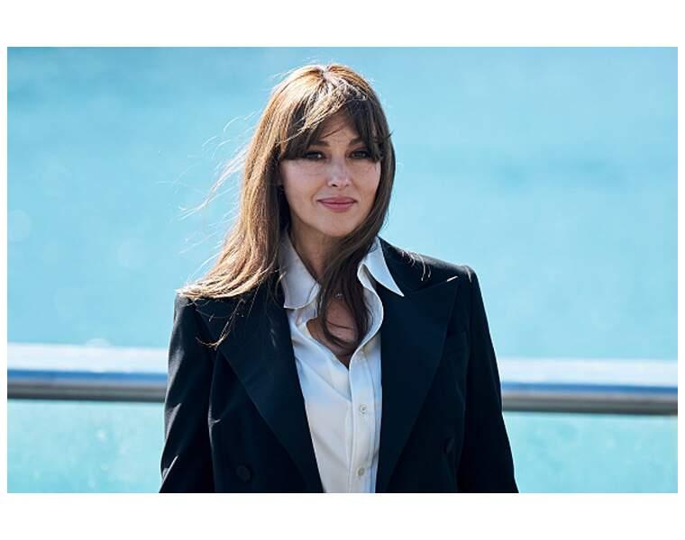 """Monica Bellucci : 40.000 euros pour 4 jours de tournage dans """"Dix pour cent"""" (France 2)"""