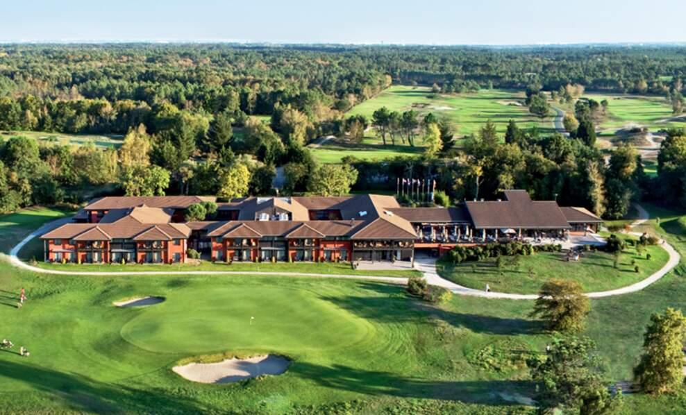 Belgique : Golf du Médoc Resort, Le Pian Médoc