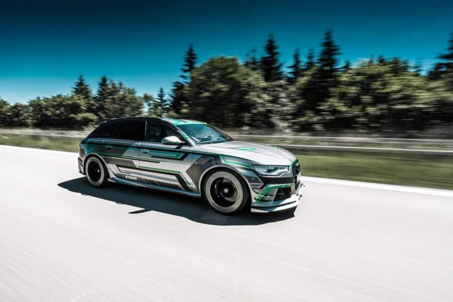 Audi RS6-E - 7