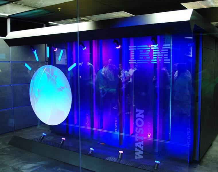 Le docteur Watson d'IBM est une IA experte