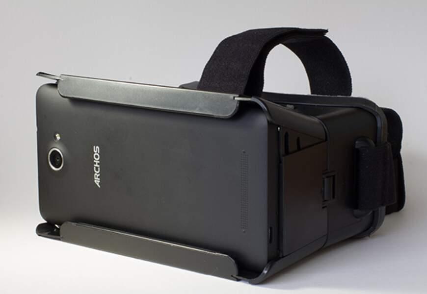 Archos VR Glasses : un Français dans la course