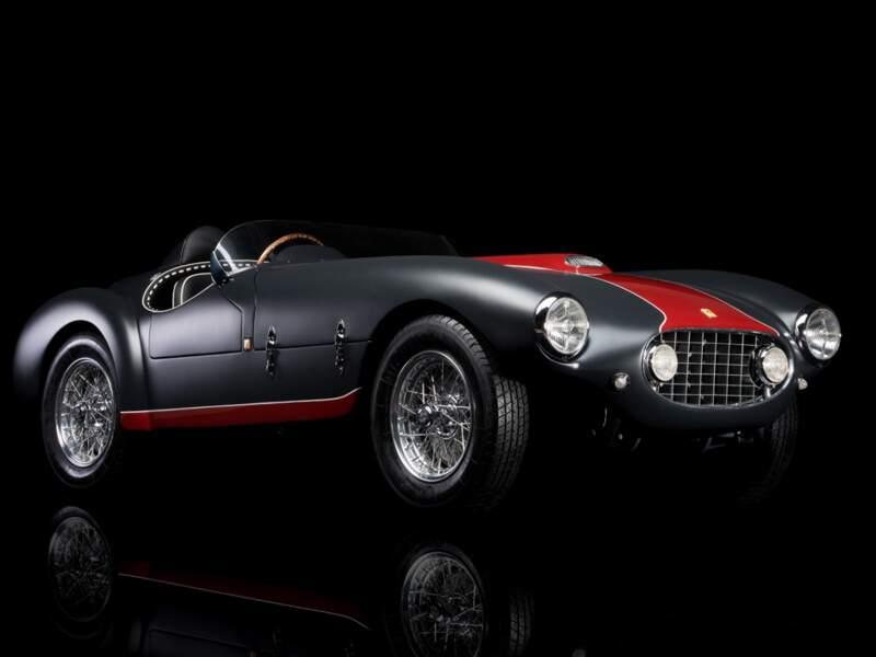 Ferrari 166 MM/53 barquette par Oblin