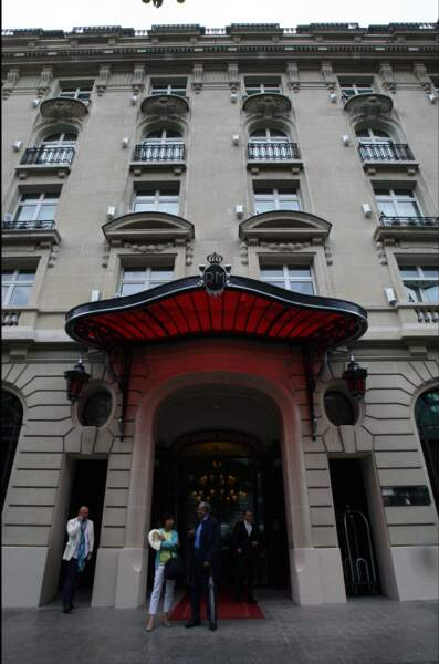 Hôtel Royal Monceau, Paris 8è