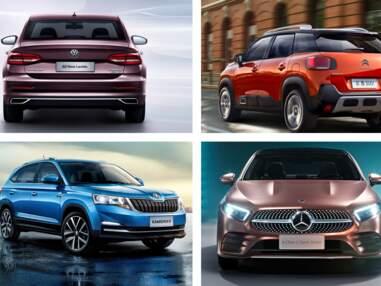 5 voitures européennes… que vous ne verrez jamais en Europe !