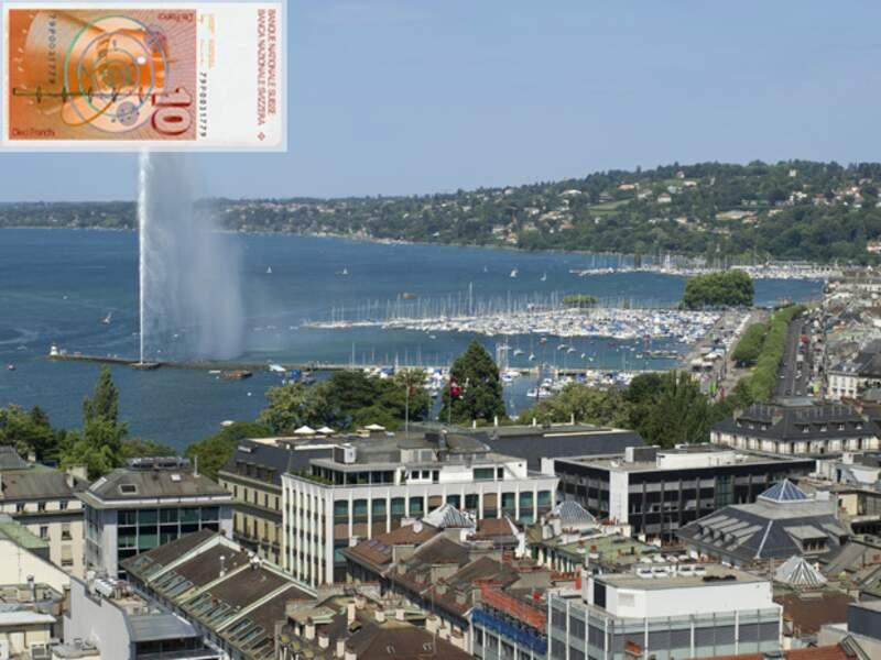 Le franc suisse, une devise hors de prix
