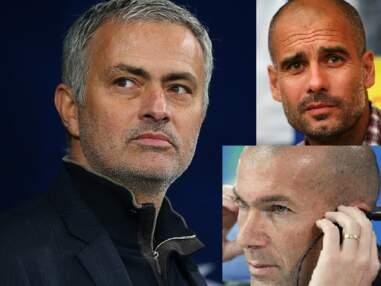 Mourinho, Zidane, Guardiola...Découvrez les salaires mirifiques des entraîneurs de foot