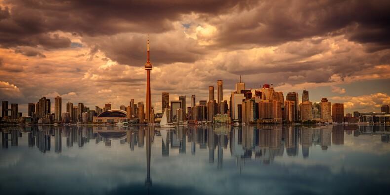 L'économie du Canada a accusé une récession record en 2020