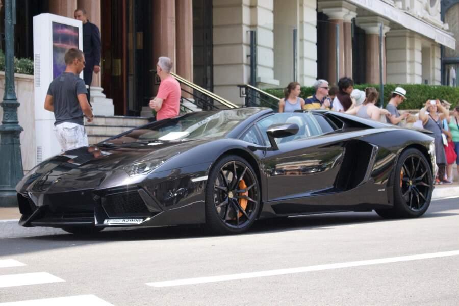 2 Ex-aequo : Stevan Jovetić choisit Lamborghini