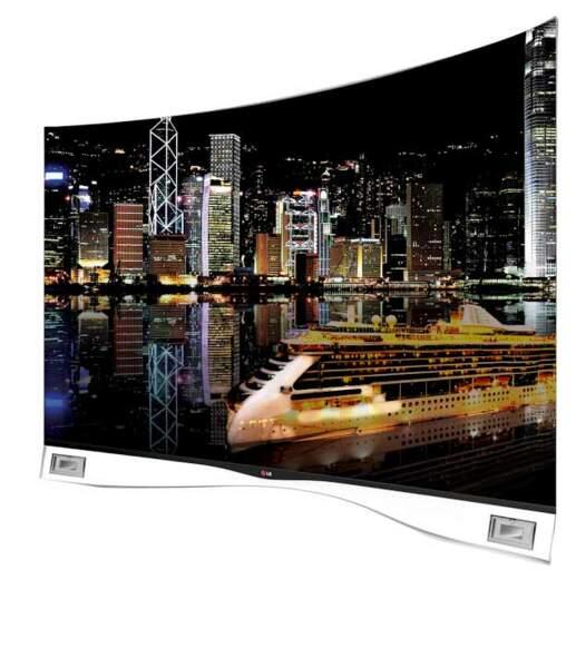 Un écran épais de seulement 4,3 mm