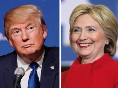 Trump vs. Clinton : deux chemins opposés pour atteindre la Maison Blanche