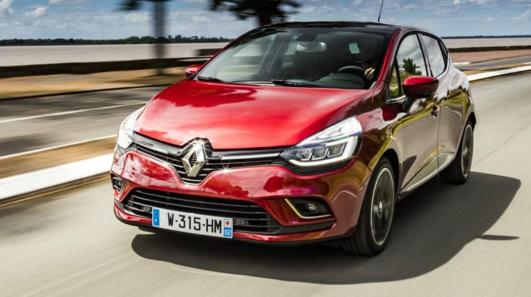 N°1 : Renault Clio