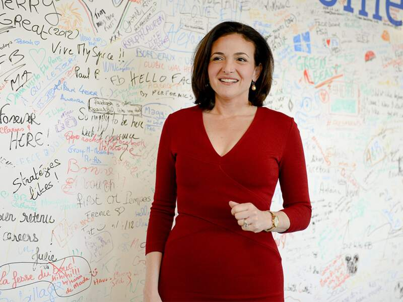 Sheryl Sandberg, Facebook : la directrice financière fait fructifier ses 12millions d'actions