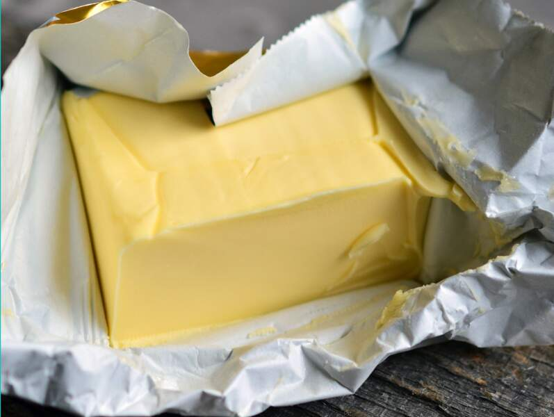 Beurre et margarine