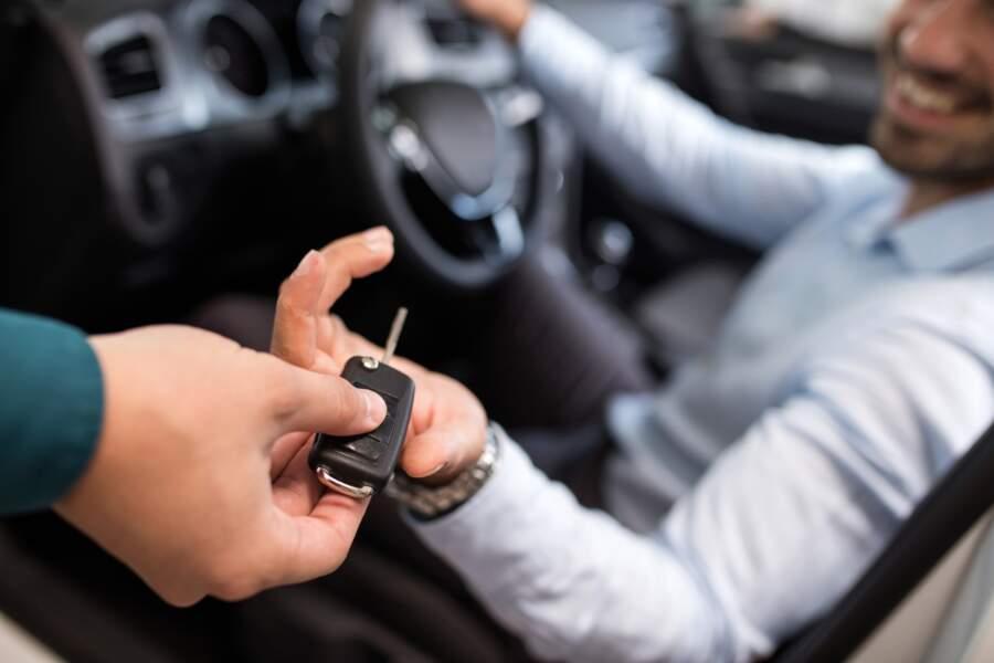 Location de véhicule : les assurances qui jouent en cas d'accident