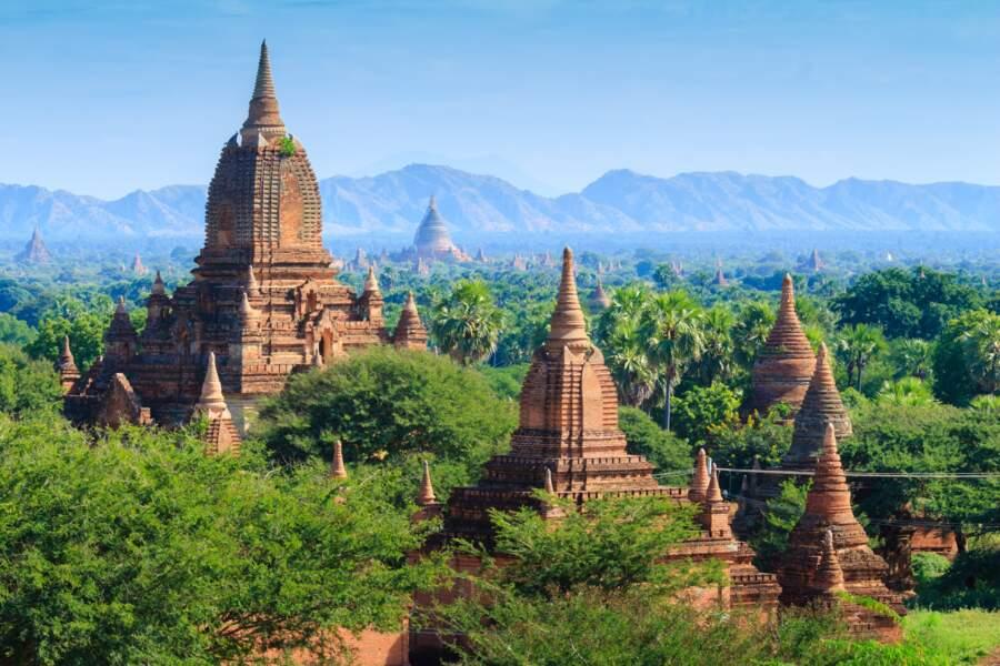 Birmanie (Myanmar) : le déficit commercial a pesé sur le kyat