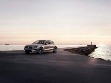 La nouvelle Volvo S60 2018 en 50 photos