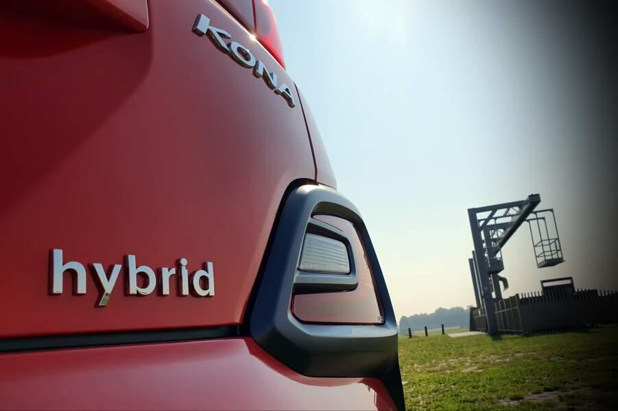 Fiche technique Hyundai Kona Hybrid