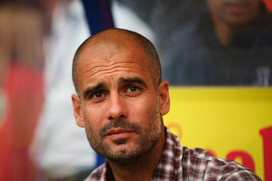 5.Pep Guardiola (espagnol) : 20 millions d'euros