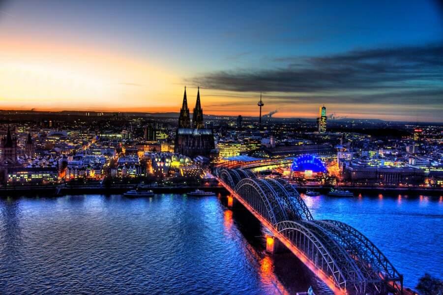 8. Cologne