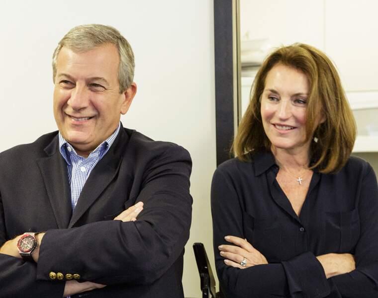 Cécilia et Richard Attias
