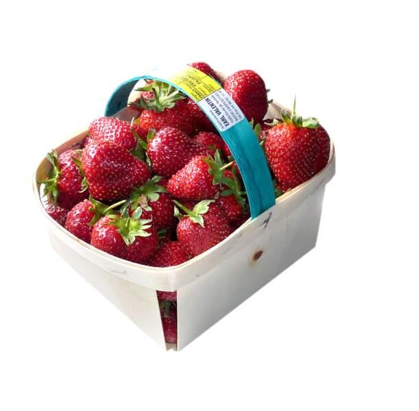 La fraise de Carpentras : sa chair gorgée de soleil a un goût inimitable