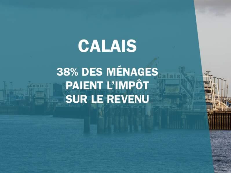 Calais (62 100)