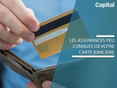 Retard d'avion, soins à l'étranger, voiture de location... les assurances peu connues de votre carte bancaire