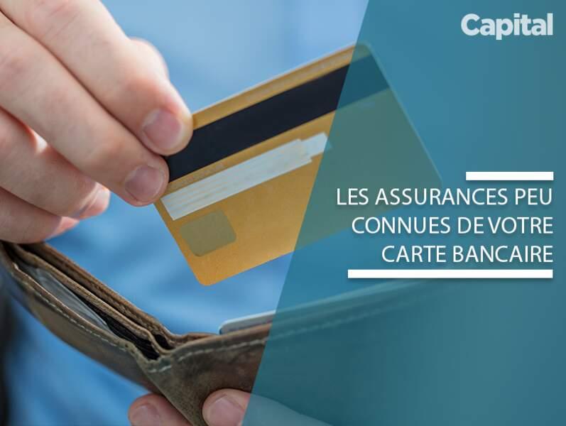 Les cartes bancaires Classic et Premium : de sacrées assurances