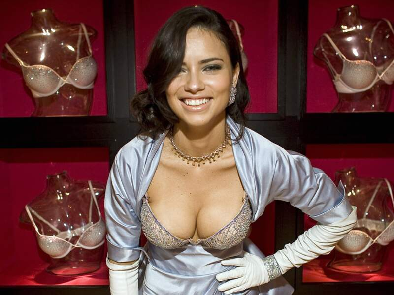 3. Adriana Lima