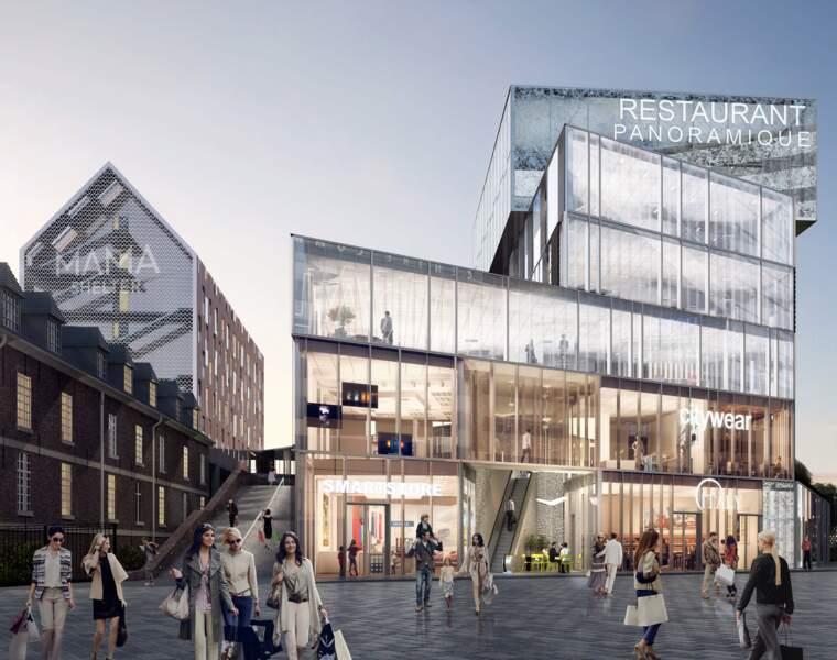 Le SWAM va mettre de l'ambiance dans le quartier d'affaires de Lille