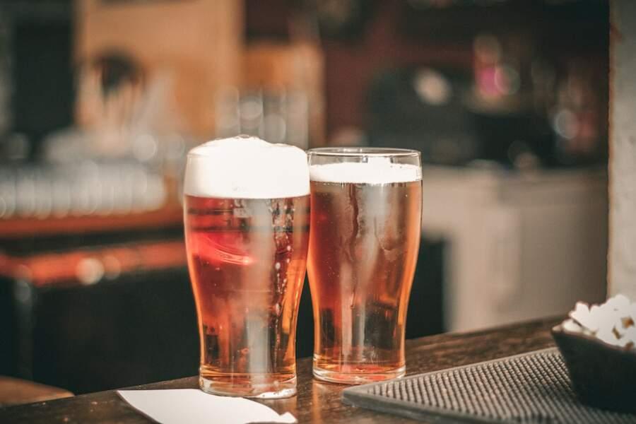 Être diplômé pour sa consommation de bières