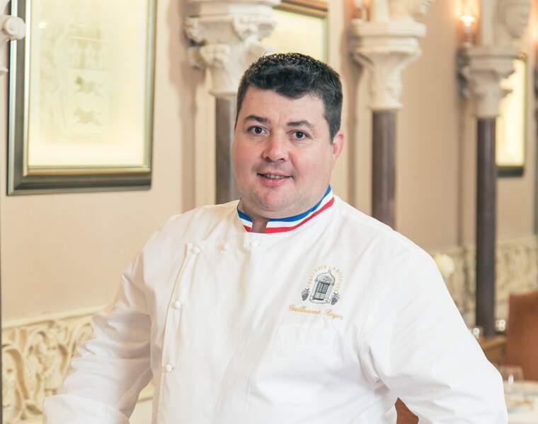 Guillaume Royer, cuisinier près de Beaune