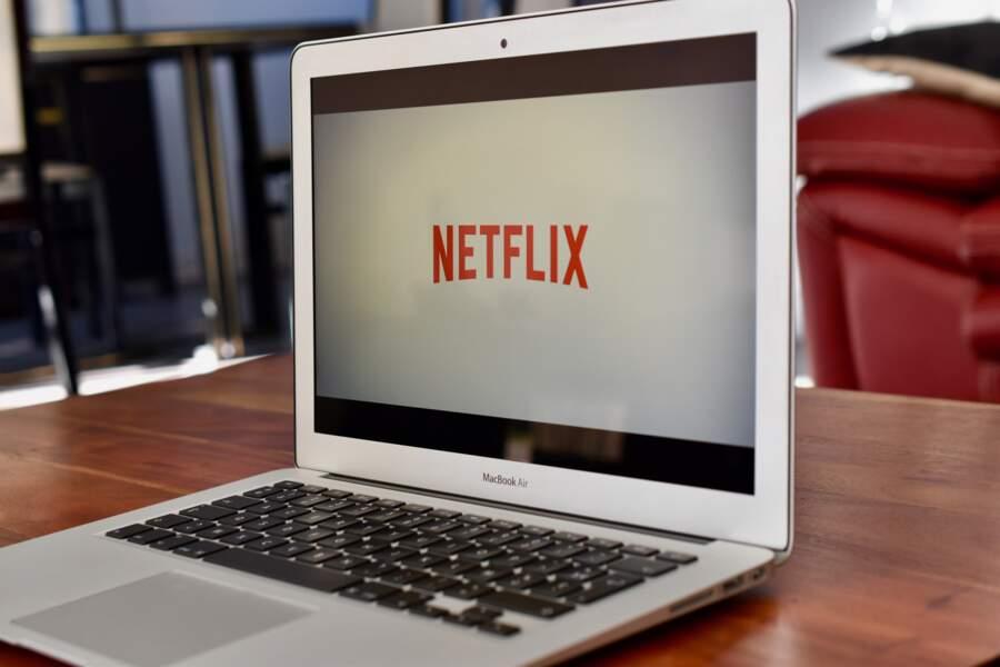 Netflix : n°5 tous clients confondus