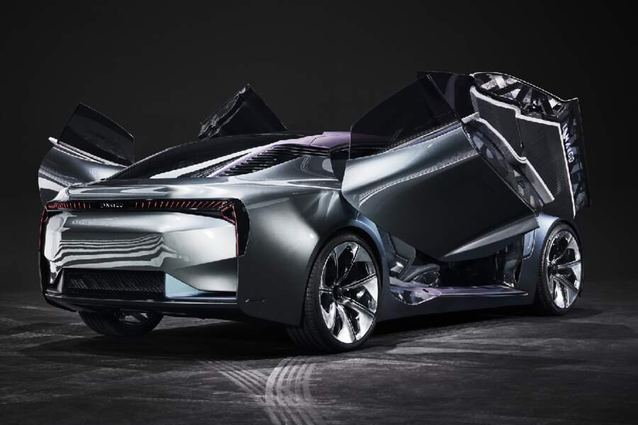Lynk & Co Concept CCC - Photo 1/10