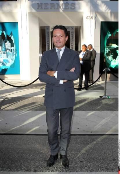 4. Axel Dumas (Hermès)