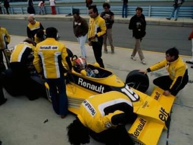 Les dates clés de Renault en F1