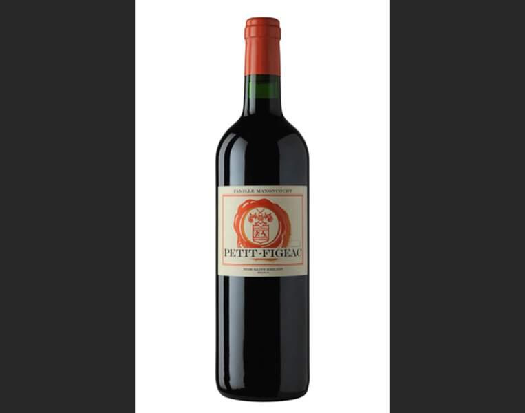 Saint-émilion grand cru 2012, Petit-Figeac, second vin du Château Figeac