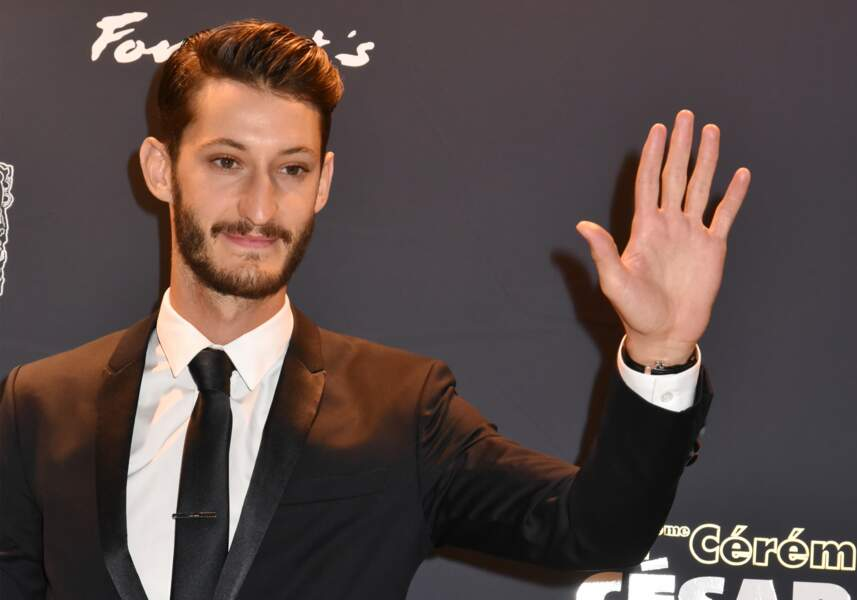 N°10 Pierre Niney («Frantz»)