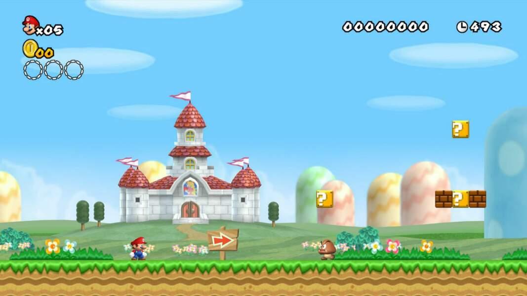 Mario (530 millions) : numéro 1