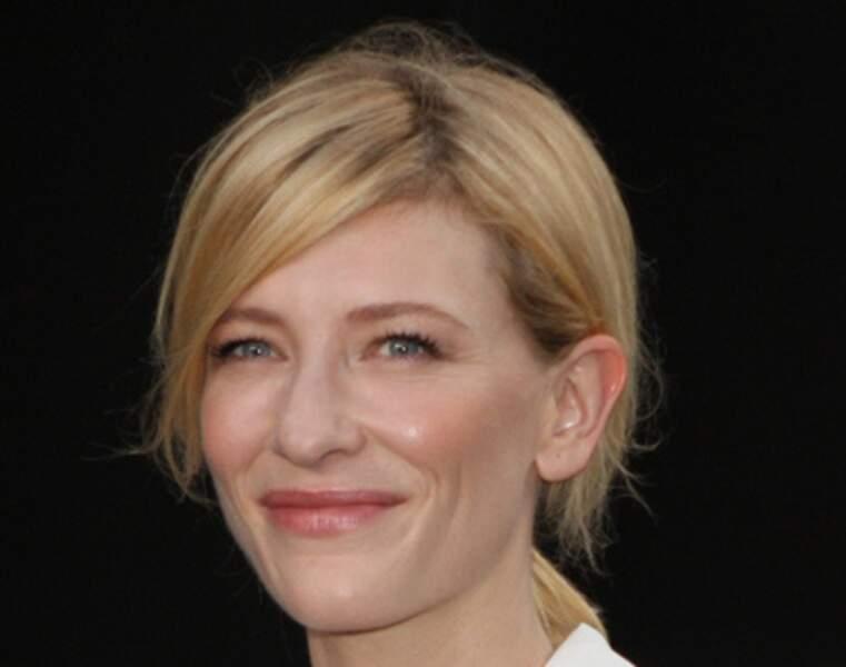8è ex-aequo. Cate Blanchett : 10 millions d'euros