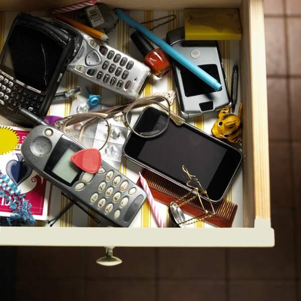 7. Laisser le téléphone sonner