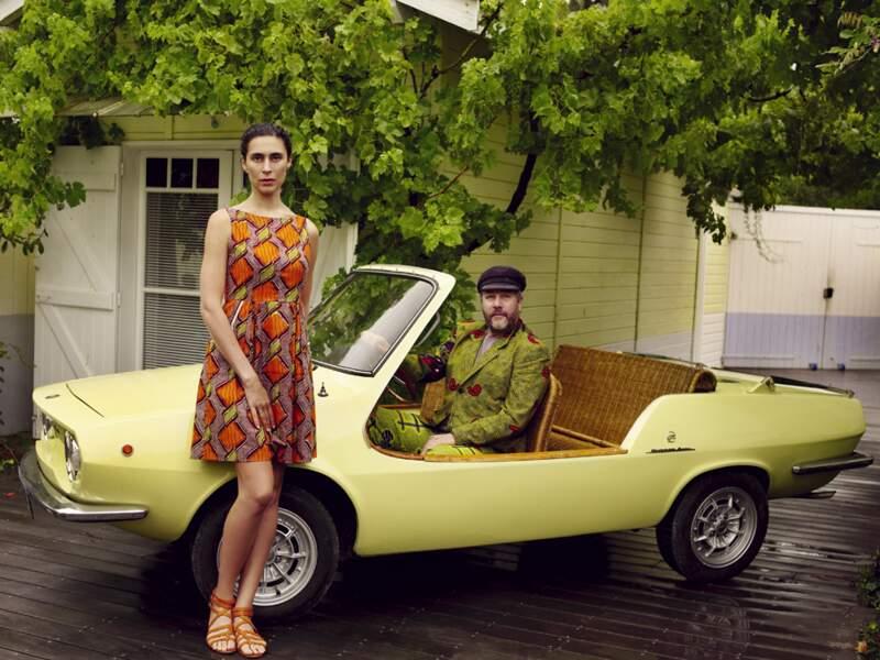 Fiat Shellette de Philippe Starck