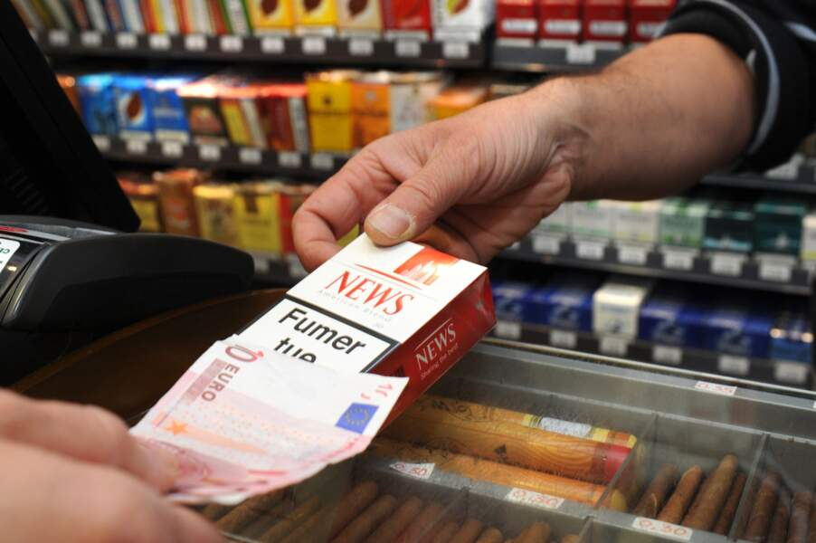 Emmanuel, Trader marketing dans le tabac