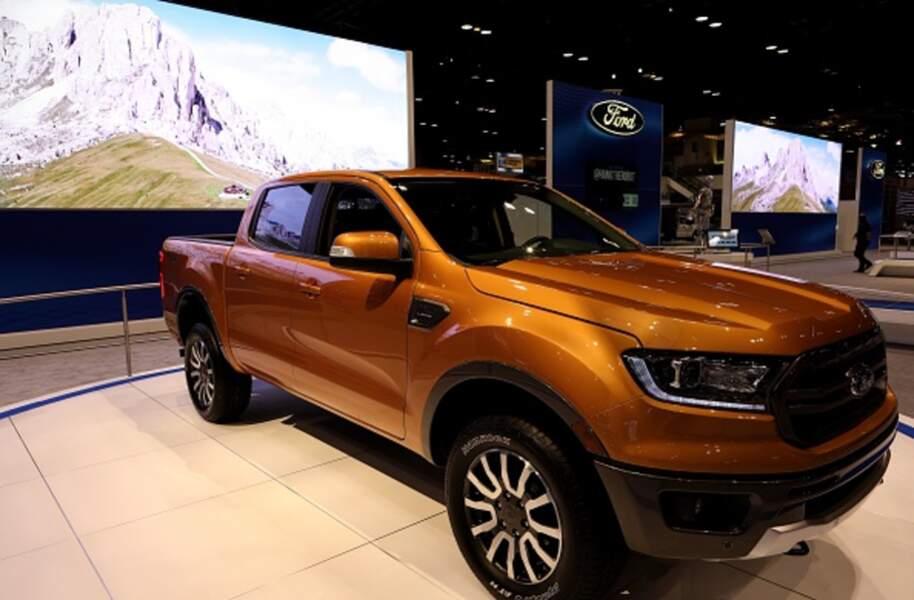Ford Ranger, c'est lui le boss !